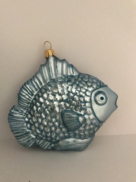 Grosser hellblauer Fisch