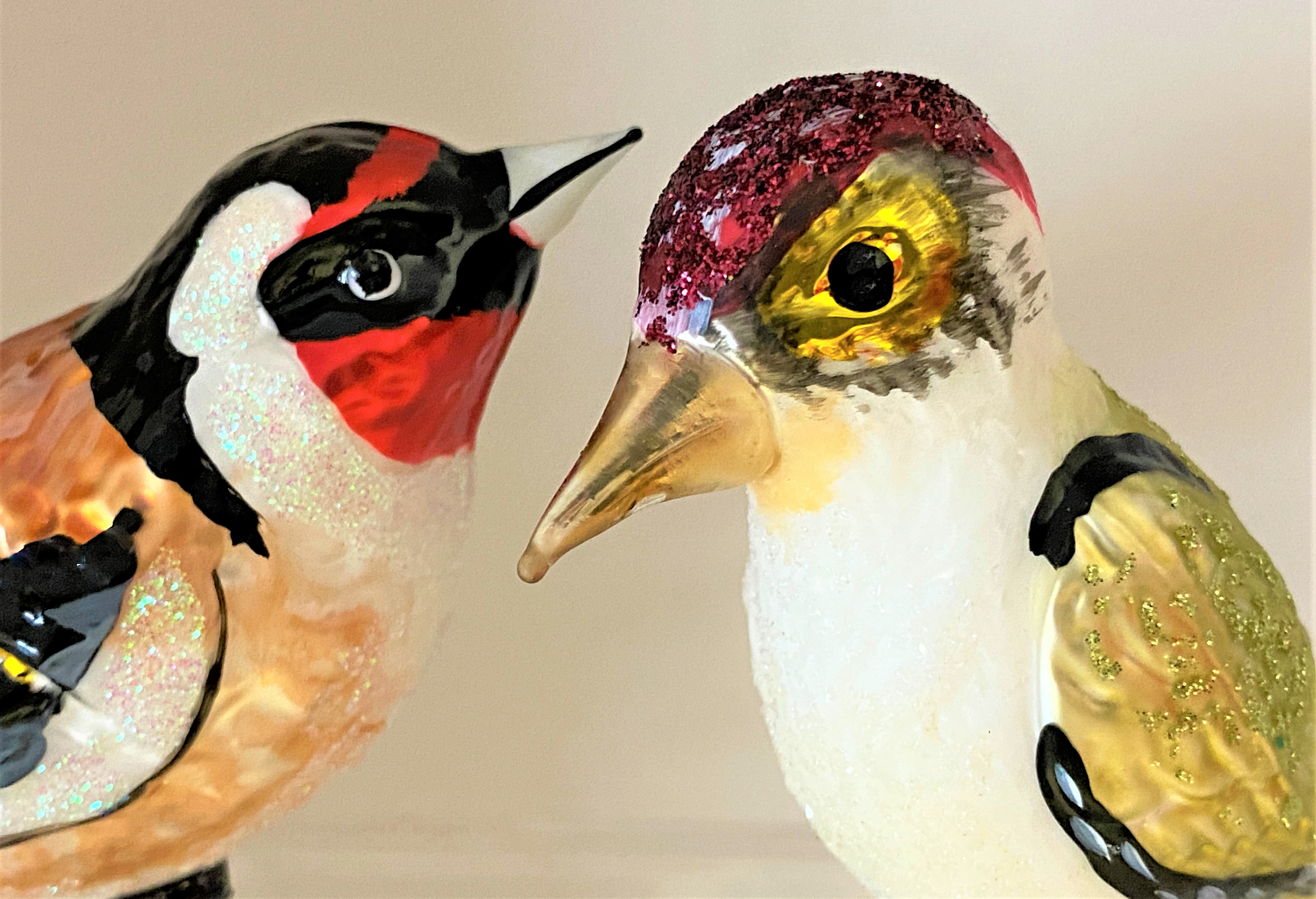 Europäische Vögel