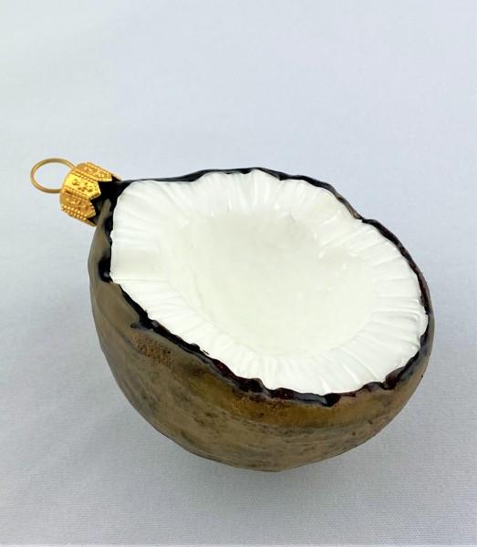 Halbe Kokosnuss