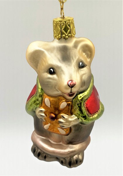 Süsse Maus mag Lebkuchen