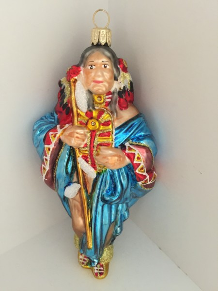 Weiser Indianer