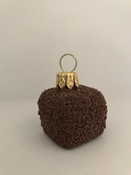 Praline Schokoladewürfel
