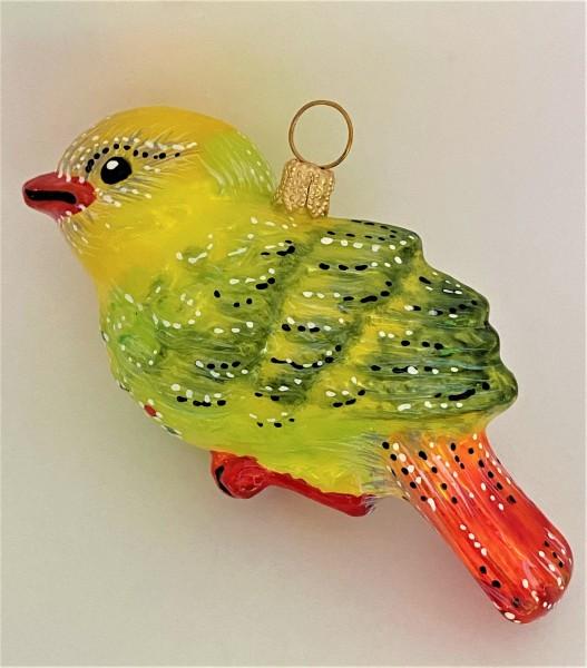 Süsser kleiner Vogel, KOMOZJA MOSTOWSKI