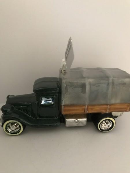 Oldtimer Lastwagen Lori