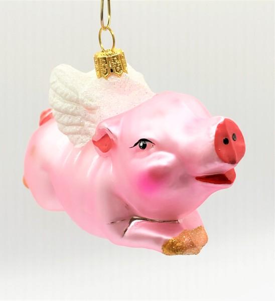 Fliegendes Schweinchen