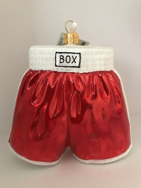 Boxer Shorts , rot