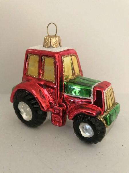 Bunter Traktor