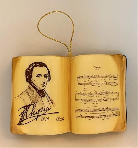 Chopin, Notenbuch
