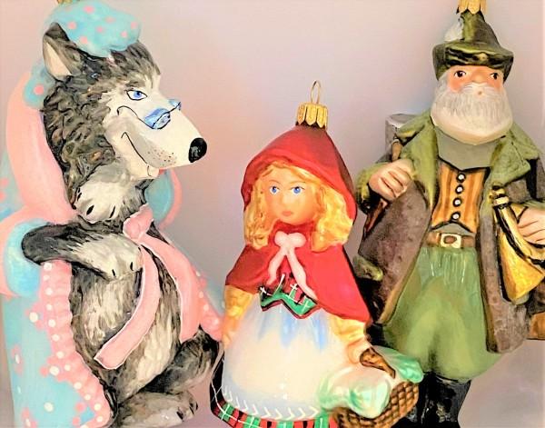 Märchen vom Rotkäppchen und dem bösen Wolf, KOMOZJA MOSTOWSKI