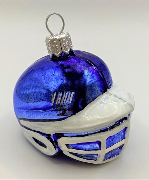 Baseball Catcher Helm, blau