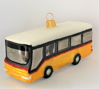 Schweizer Postauto-Bus