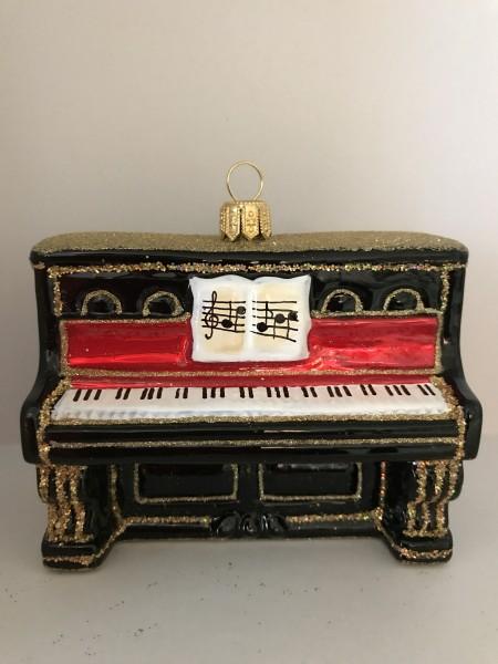 Klavier, schwarz