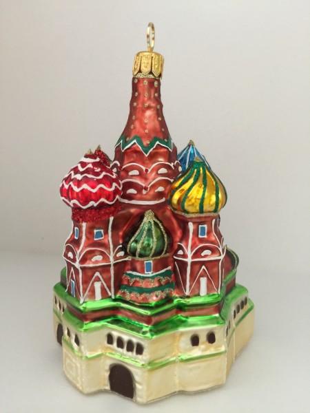 Sankt Basil Kathedrale, Moskau