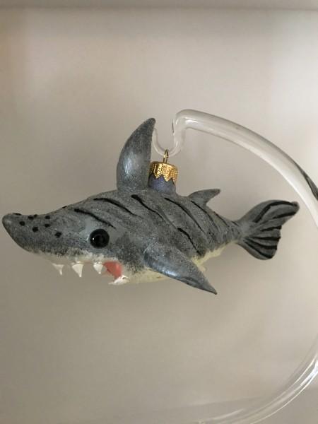 Grosser grauer Haifisch