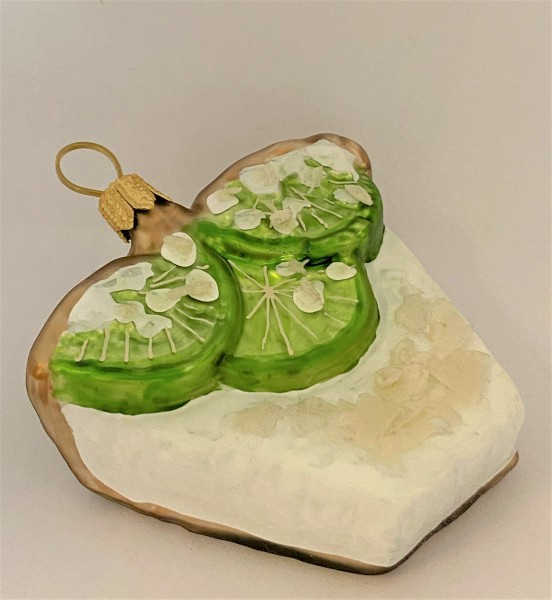 Kokoskuchen mit Limetten