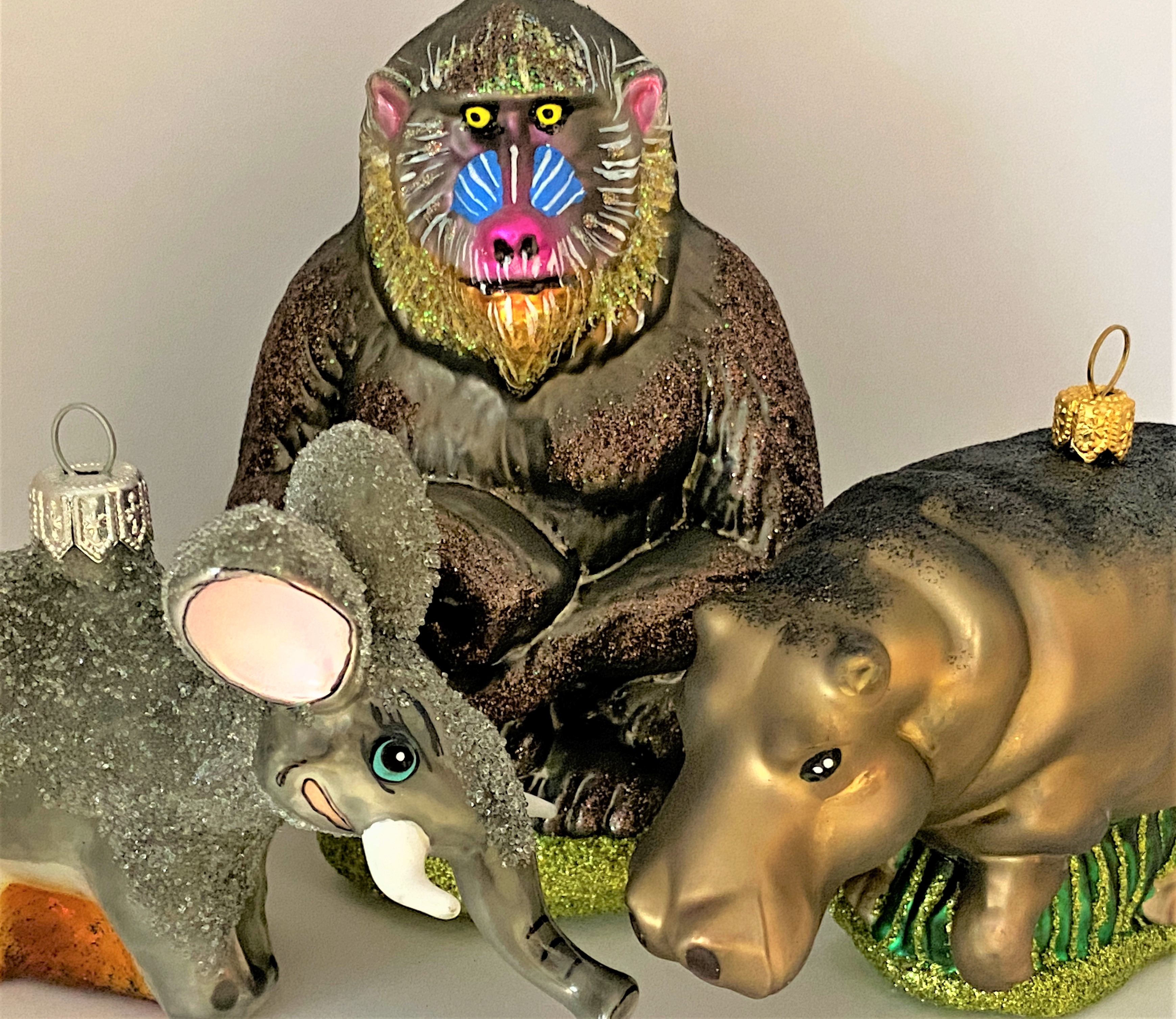 Afrikanische Wildtiere