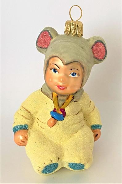 Kind im Mäusekostüm, KOMOZJA MOSTOWSKI
