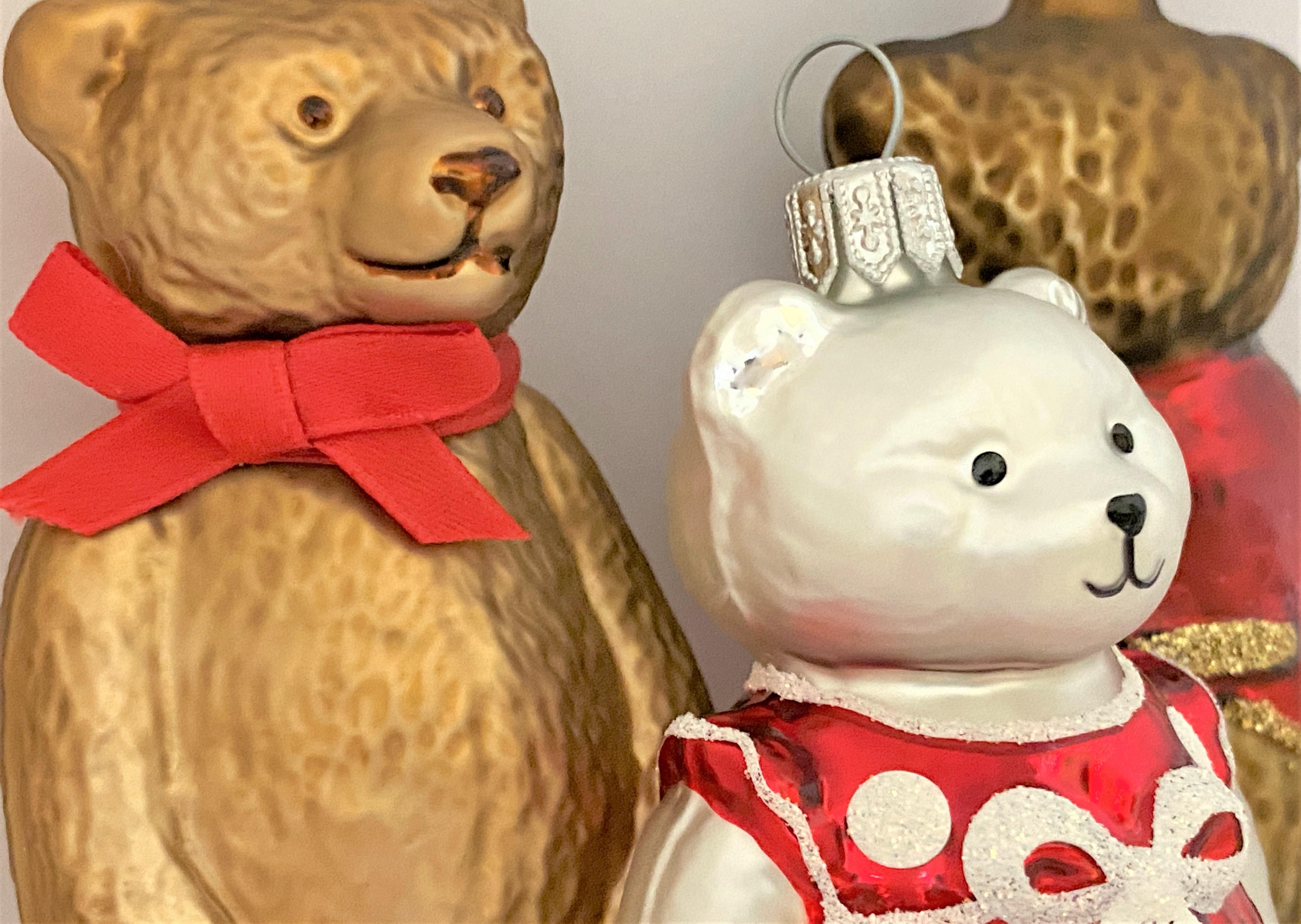 Spielzeug-Bären