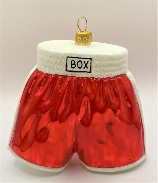 Rote Boxer Shorts