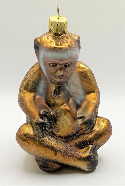 Lemurenmutter mit Jungem